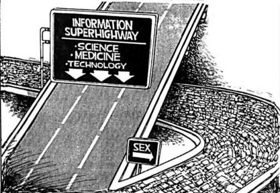 internet the information super highway